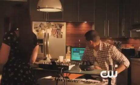 """90210 Clip: """"Babes in Toyland"""""""