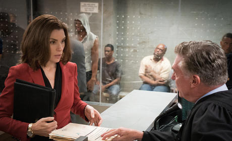 The Good Wife Season Premiere Pics: New Job, New Campaign