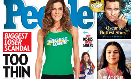 """Rachel Frederickson Covers People, Insists She's """"Very Healthy"""""""