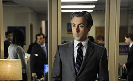 Who Will Team Up on The Good Wife?