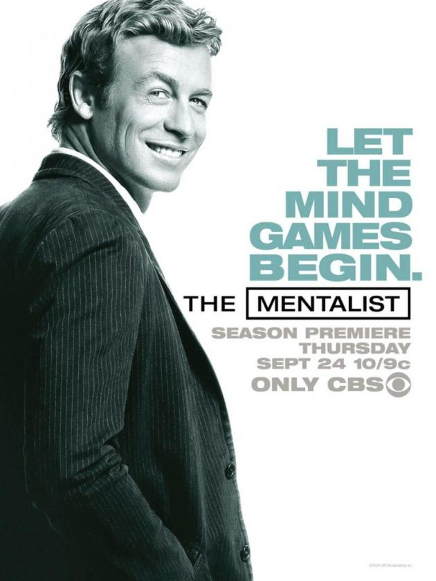 The Mentalist Season Two Poster