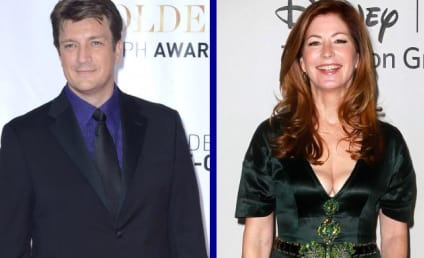 Tournament of TV Fanatic: Nathan Fillion vs. Dana Delany!