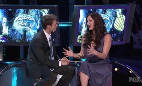 Katharine & Ryan Seacrest