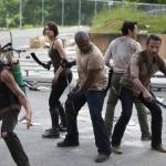 The Walking Dead Season 3 Scene