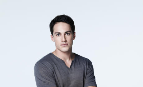 Michael Trevino Promotional Pic