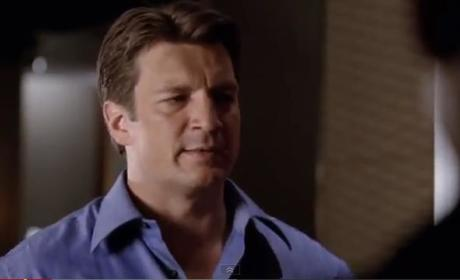 Castle Sneak Peek: Under Arrest!