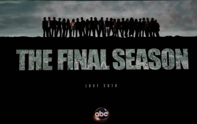 Lost Season Six Poster