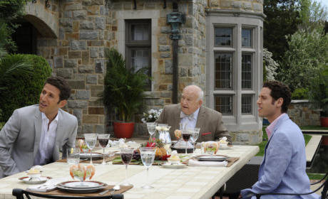 Royal Pains Review: Hello, Freedom