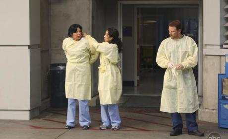 Callie and Cristina