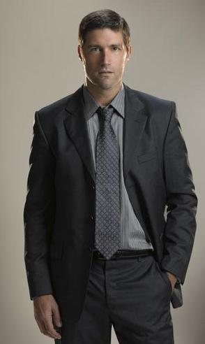 Matthew Fox as Dr. Jack Shephard