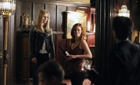 The Vampire Diaries Review: Burning Bridges