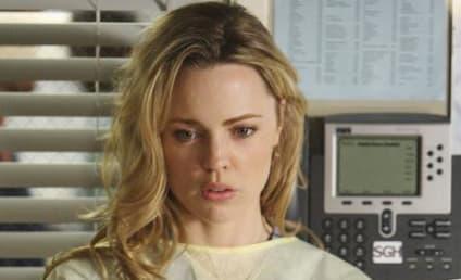 Melissa George Leaving Grey's Anatomy
