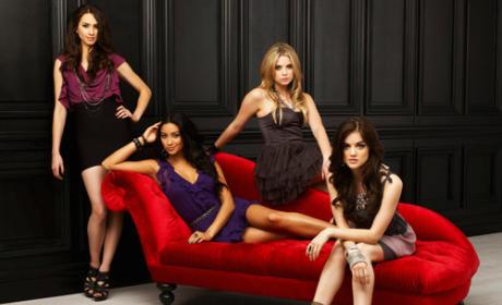 Four Pretty Little Liars