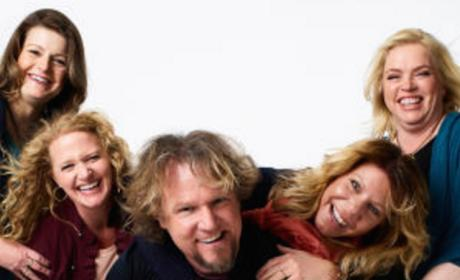TLC Promo Pic - Sister Wives