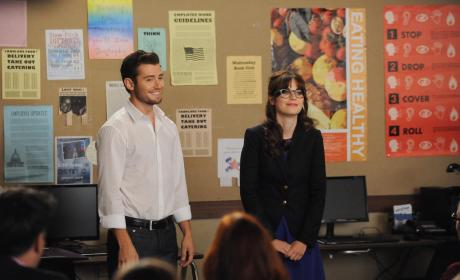 New Girl Season 4 Episode 5 Review: Landline