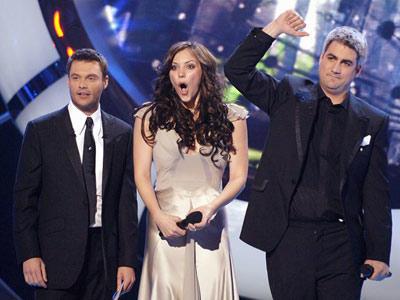 American Idol Five Finale