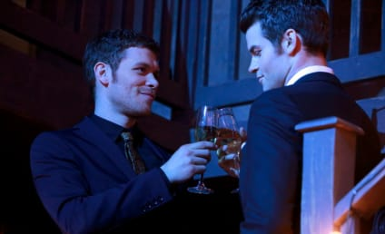 The Originals First Look Photos: Party Time!