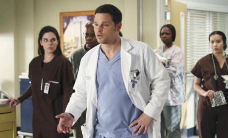 Karev to the Rescue
