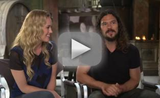 Luke Arnold and Hannah New Interview