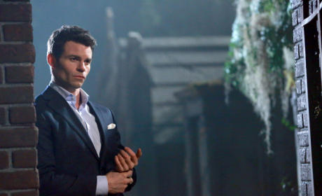 Elijah in His Suit
