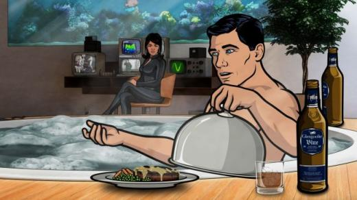 Archer's Honeymoon
