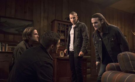 On Their Knees - Supernatural Season 10 Episode 4