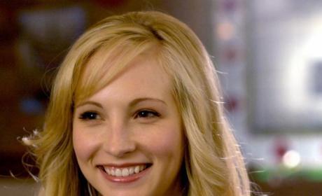 Candice Accola as Caroline