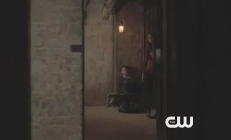 Vampire Diaries Clip: Unresolved Feelings Alert!