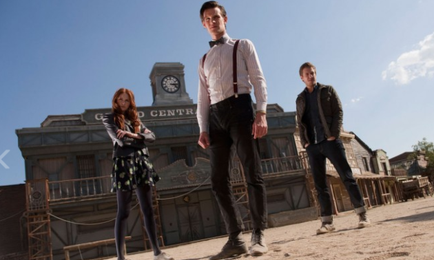 Doctor Who and the Western