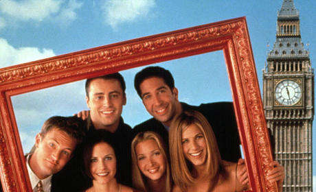 Friends Cast Image