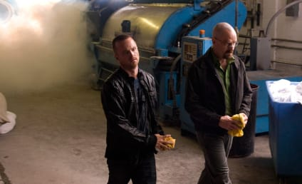 Breaking Bad Finale Concludes Record-Breaking Season