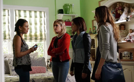 What Now? - Pretty Little Liars Season 6 Episode 7