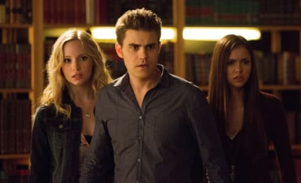 Coming to The Vampire Diaries: A New Hunter