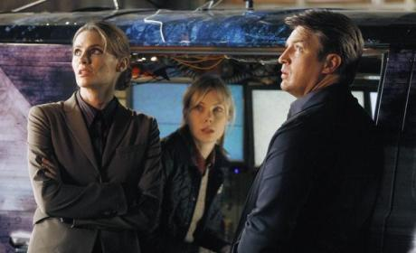A Paranormal Preview: Castle and Beckett to Go Ghost Hunting