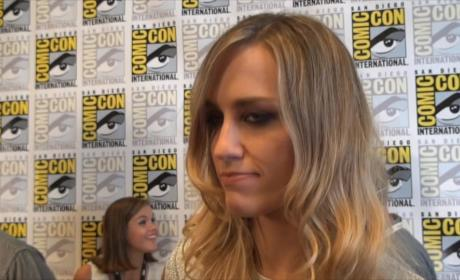 Ruta Gedmintas Comic-Con Interview