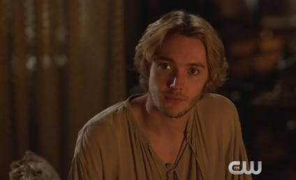 Reign Sneak Peek: Another Chance for Romance?