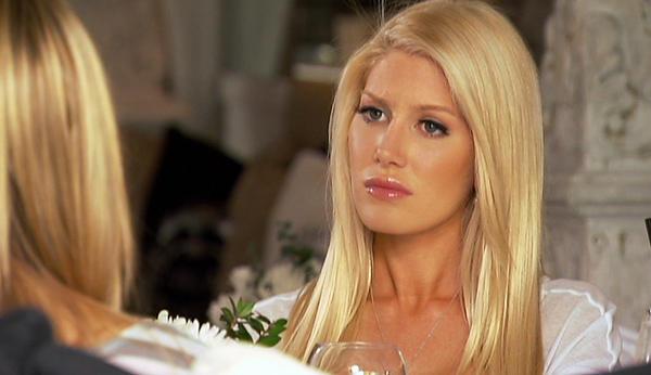 Heidi Montag's Face