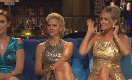 The Real Housewives of New York City Season 7 Episode 21 Review: Reunion Part Two