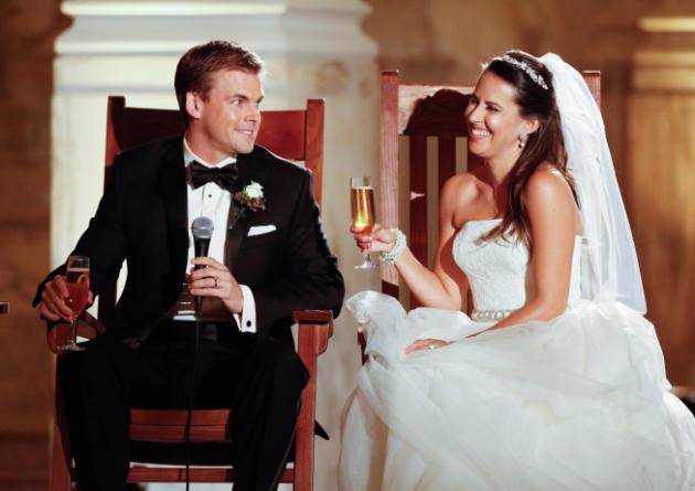 Josh and Corinne