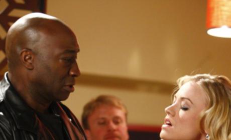 Michael Clarke Duncan on Chuck