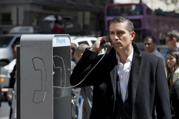 John Reese Answers the Phone