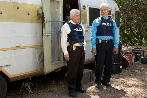 Provenza and Flynn (Major Crimes - TNT)