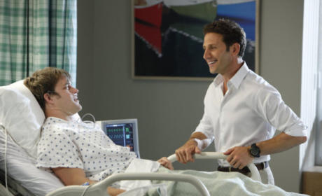 Royal Pains Season Premiere Pic
