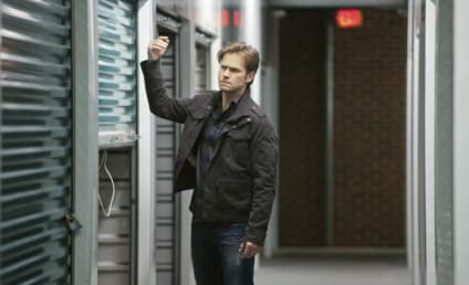The Vampire Diaries Season Finale Photos: What's in Storage?