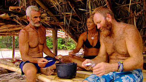 Steve, Julie and Ralph Discuss Their Options