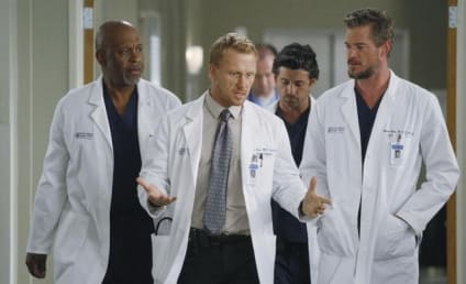 Grey's Anatomy Sneak Peek: My Office is Where I Am!