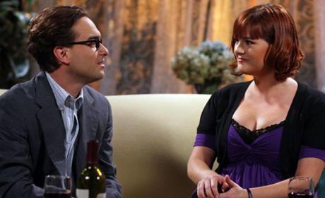 Leonard and Stephanie