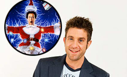 Elliott Yamin Likes Holiday Movies