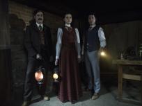 Houdini & Doyle Season 1 Episode 9 Review: Necromanteion