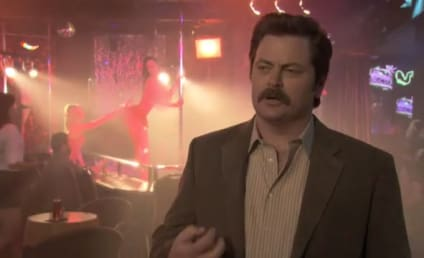 Presenting: The Ron Swanson Guide to Food